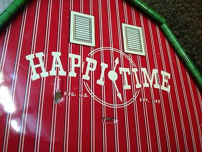 Vintage.1950s. Marx Toys. Happi Time Farm Play Set.