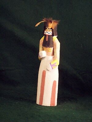 Hopi Kachina Doll - The Heoto Kachina - Very Strange!