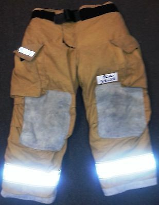 38x28 Pants  Trousers Firefighter Turnout Bunker Fire Gear Globe Gxtreme P670