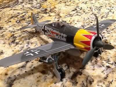 Armour Collection (Pre Franklin Mint) FW-190 German WWII Die-Cast Metal Plane