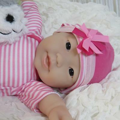 NEW Precious Cuddly ASIAN Berenguer Preemie Newborn Baby Doll - For Reborn/Play
