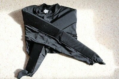 Descente Stealth Padded Ski Racing Top, Men's Size Small