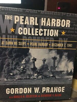 The Pearl Harbor Collection, 3 Books, Audio 9 CDs