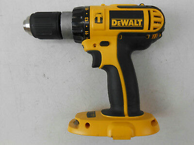 DeWalt DC725 18V Hammer Drill (Bare Tool Only, No Accessories Included)