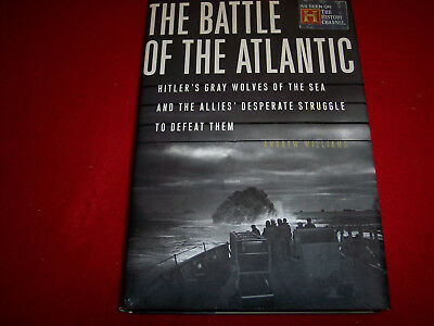 WWII The Battle of the Atlantic Book (Hardcover)