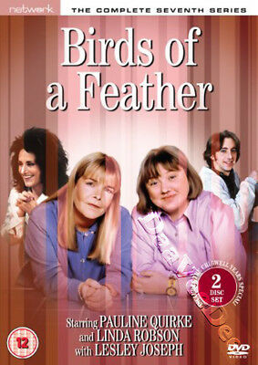 Birds of a Feather - Entire Season 7 NEW PAL 2-DVD Set
