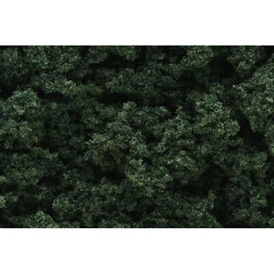 Woodland Scenics FC184 Clump-Foliage Dark Green 165 cu in Bag for Tree & Shrubs