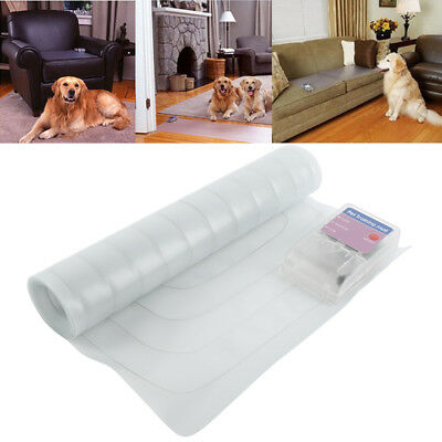 Scat Mat Training Electronic Static Shock Pad Repellent Safe for pet Cat Dog F8G