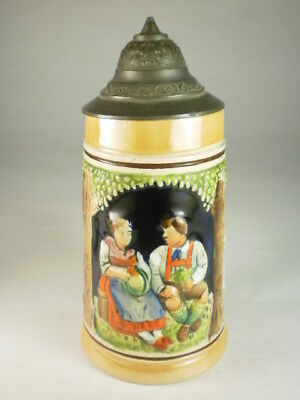 German 1/8 Litre Small Stein