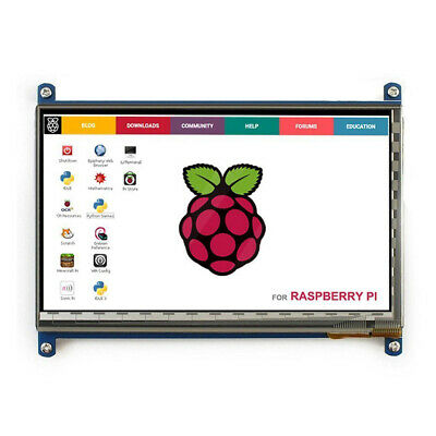 7 Inch Display HDMI  800*480 LCD with Touch Screen Monitor for Raspberry Pi 3/2