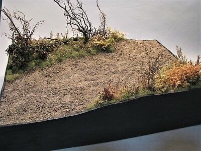 Diorama base. Scale 1:35.