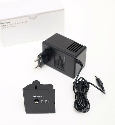 Mamiya AC Adapter PA701 For RB67 S SD For Motorized Film Back