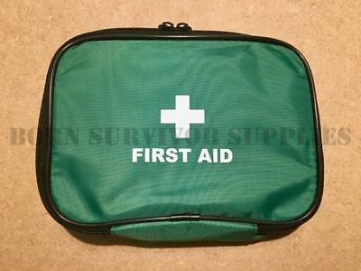 FIRST AID KIT SMALL - 3 Person Vehicle Travel Motorist Car Caravan Camping Work