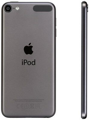 Apple iPod Touch 6G 32 GB space-grau (MP3 Player)