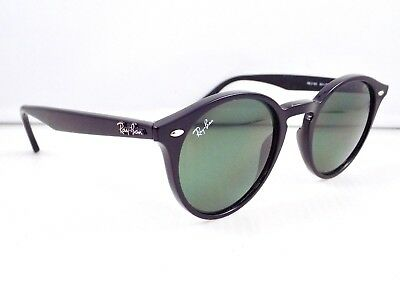 Ray Ban Highstreet Round Gatsby RB2180 Sunglasses & Case