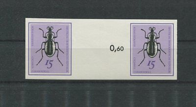 Ddr Ph 1412 Zw Käfer 1968 Phasendruck Endphase Zs-Paar Beetle Proof Gutter-Pair!