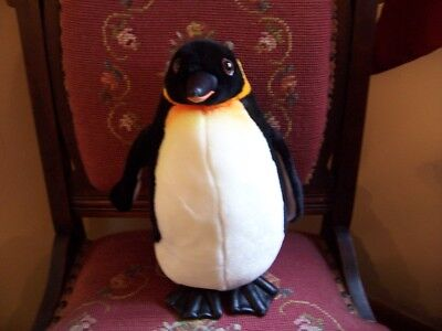 Plush Sea World Penguin Exc.
