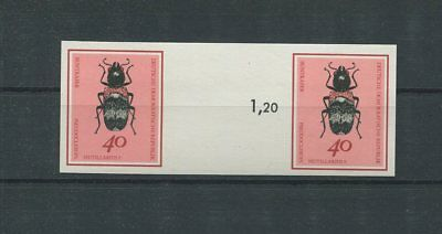 Ddr Ph 1416 Zw Käfer 1968 Phasendruck Endphase Zs-Paar Beetle Proof Gutter-Pair!