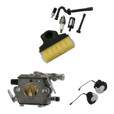 Air Fuel Oil Filter Carburetor for STIHL 021 023 025 MS210 MS250 Chainsaw