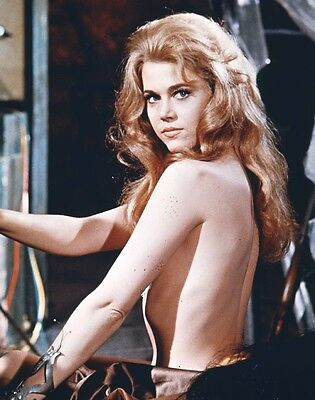 "Barbarella Jane Fonda Sexy 7"" x 5"" Photo Print"