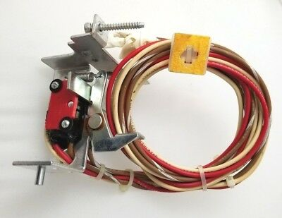GE Auxiliary Switch TJJ/TJK Frame Breakers 1/2HP, 1/4 or 1/2A, 125 or 250VDC