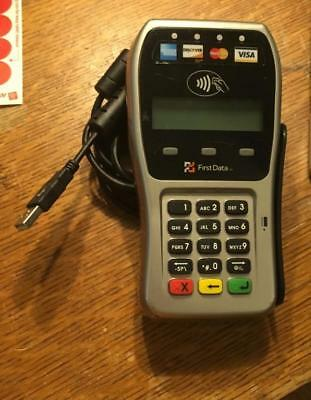 First Data FD-35 PINPAD Credit Card Chip Reader