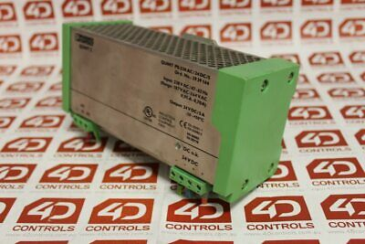 Phoenix Contact QUINT PS-230AC/24DC/5 Power Supply - Used