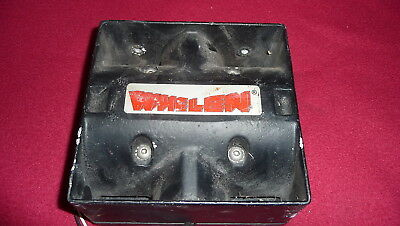 Whelen SA314 100 Watt Siren Speaker working condition
