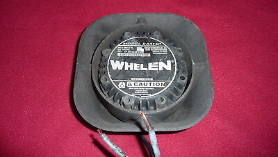 Whelen SA315P 100 Watt Siren Speaker working condition