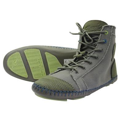 Rip Curl JALAN Mid High Top Size 6 8 9 10 US Womens Khaki Green Canvas Shoes