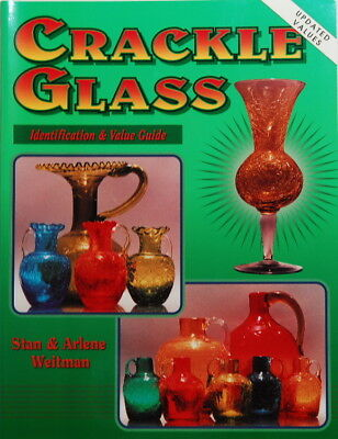 Crackle Glass Identification & Value Guide -Autographed