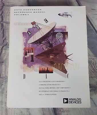 Analog Devices Data Converter Reference Manual Vol 1 - 1992