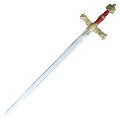 King of Kings Medieval Polyurethane Foam Solomon Costume Sword of Judgement