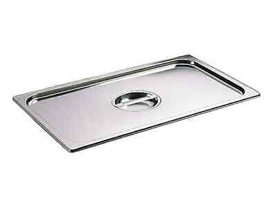 Robinox Steam Table Pan Lid - 1/2 Size Z12000C