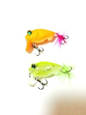 Megabass Baby Grizero 3/16oz 2pcs set Fishing Lure Last One Rare Limited Japan
