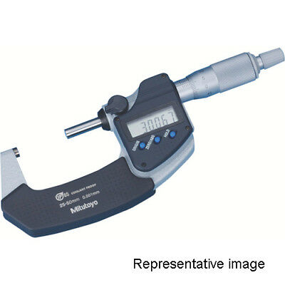 Mitutoyo MDC-50PX 293-241-30 Coolant Proof Micrometer From Japan with Tracking