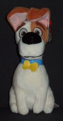 TY MAX the DOG BEANIE BABY - MINT with TAG (SECRET LIFE of PETS)