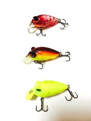 Megabass Baby Griffon 3/16oz 3pcs set Fishing Lure Last One Rare Limited Japan