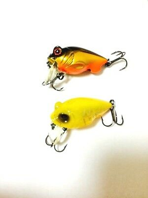 Megabass Griffon Zero 7.8g 2pcs set Fishing Lure Last One Rare Limited Japan