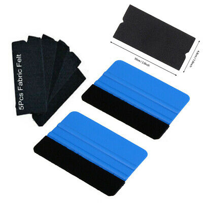 Car Wrap Vinyl Tools 6 Film Wrapping Carbon Fibre 3M Squeegee Safety Razor UK