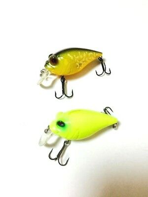 Megabass Griffon Sr X 2004 1/4oz 2pcs set Lure Last One Rare Limited Japan