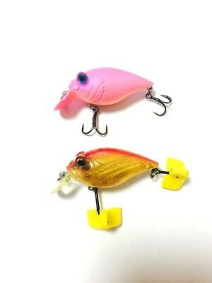 Megabass Griffon Sr X 1/4oz 1998 2pcs set Lure Last One Rare Limited Japan