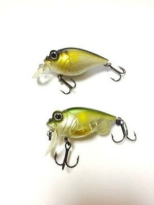 Megabass Griffon Zero Sr X 1/4oz 2000 2pcs set Lure Last One Rare Limited Japan