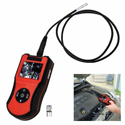 Portable HD Industrial Inspection Camera Snake Scope with 1M Waterproof Cable