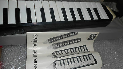 Hohner Melodica piano 26-Made in Germany-TOP Zustand-Top Condition-Mit Anleitung