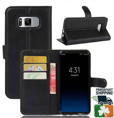 Brand New Stylish PU Leather Wallet Case Cover For Samsung Galaxy s8