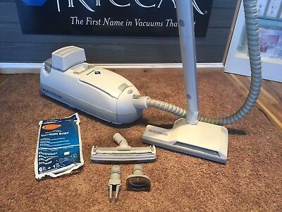 Aerus Electrolux LUX Guardian Canister Vacuum Cleaner - US Made - MINT Condition