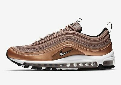 Nike Air Max 97 Metallic Bronze 921826-200 Size 8-13 LIMITED 100% Authentic