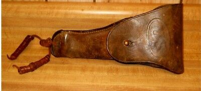 U.s. Ww I Holster For 1911 Colt Dated 1918
