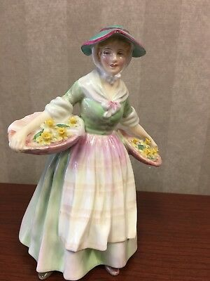 Royal Doulton Daffy Down Dilly Ceramic Collectible
